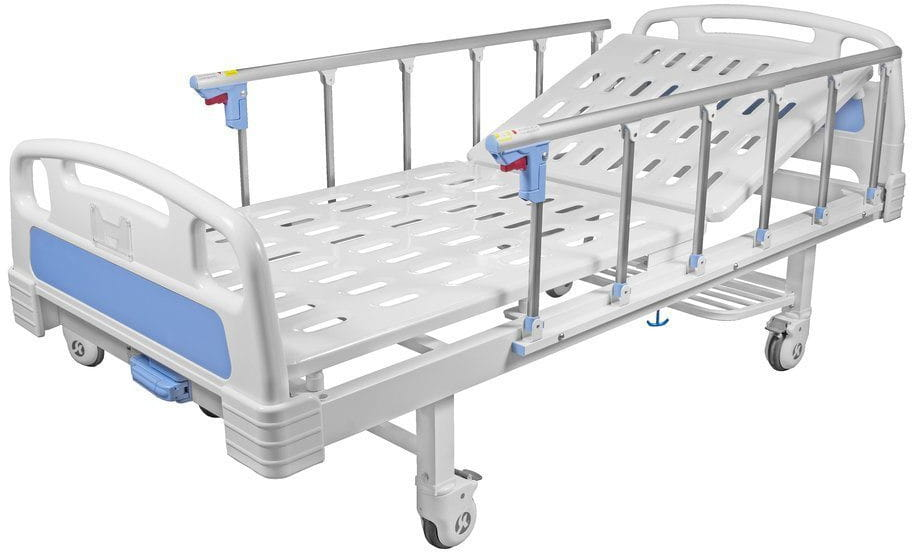 Solid 2 Regulowane Ręcznie Uniwersalne łóżko Szpitalne