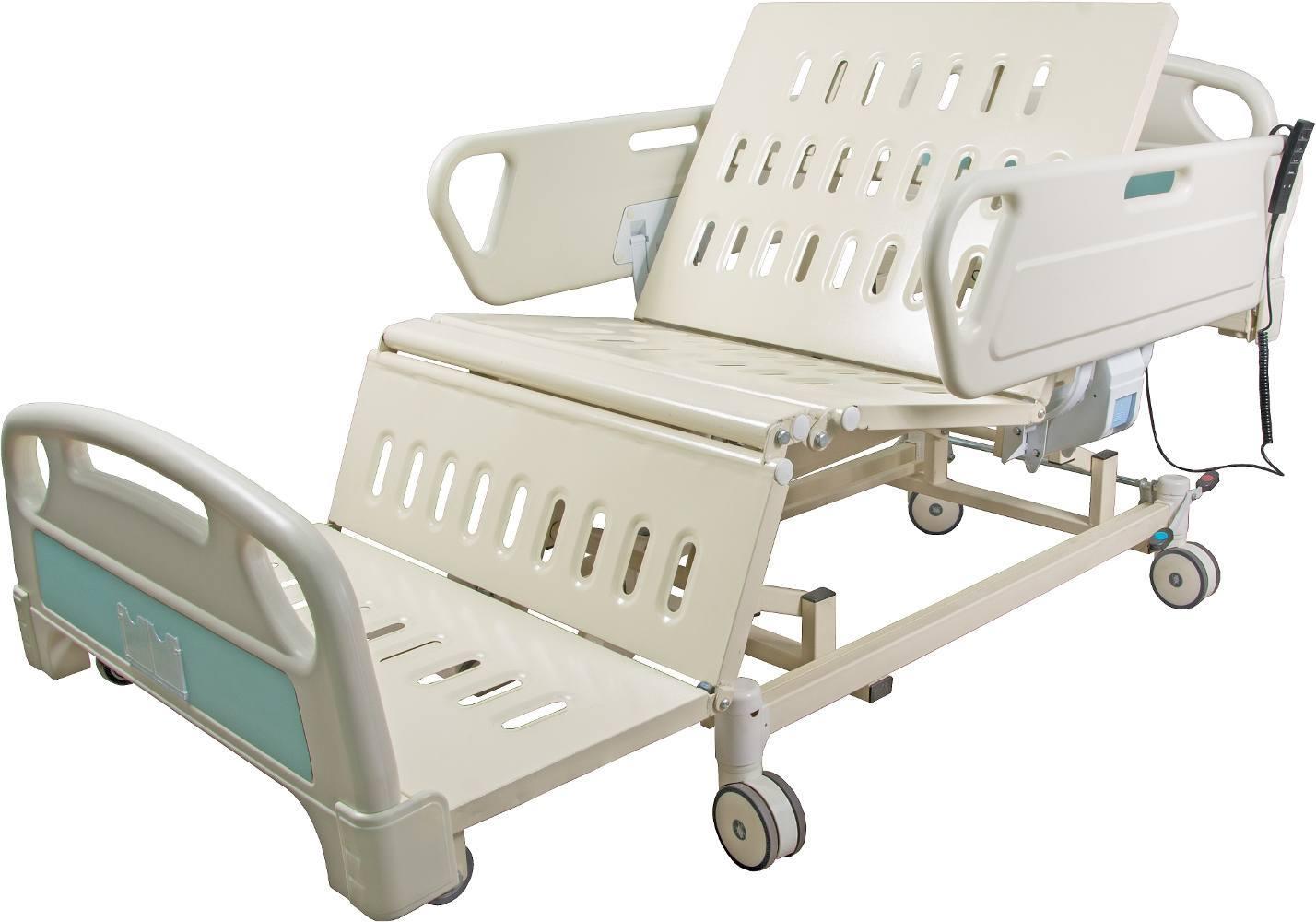 Novo 2 Elektryczne łóżko Rehabilitacyjne Z Funkcją Wstawania