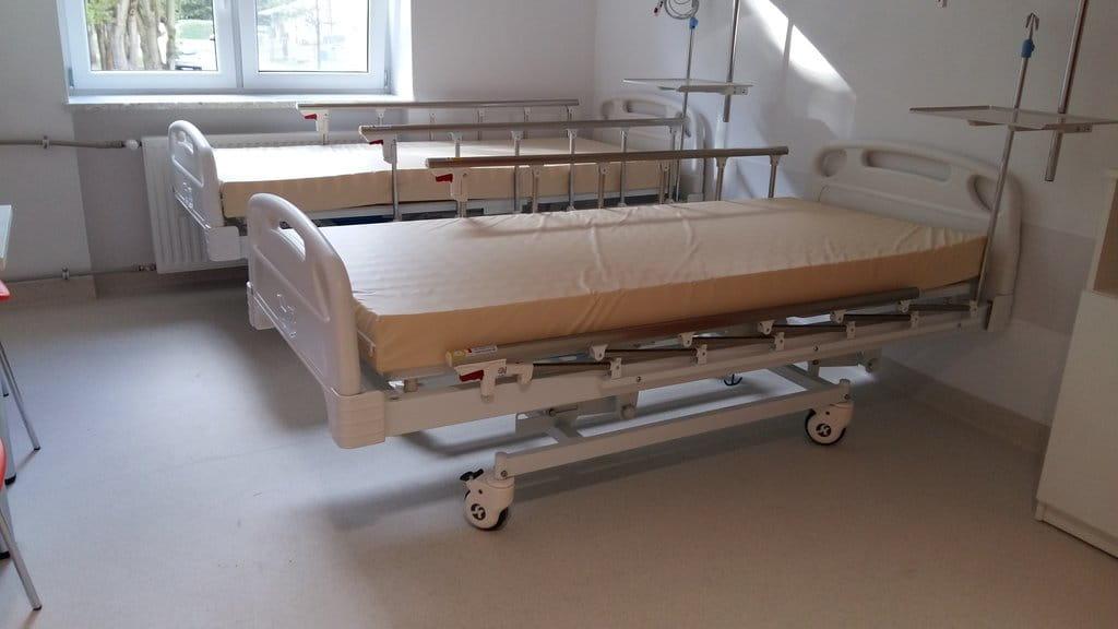 Uniwersalne Barierki Boczne Do łóżek Szpitalnych Poręcze Rs